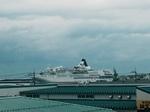 鳥取港に「ぱしふぃっくびいなす」